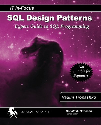 SQL Design Patterns: The Expert Guide to SQL Programming (IT In-Focus) von Rampant TechPress