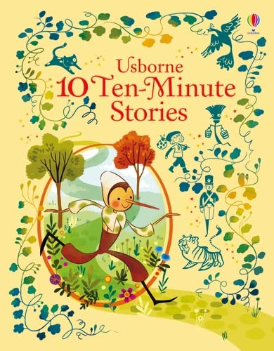 10 Ten-Minute Stories (Illustrated Story Collections) von Usborne Publishing Ltd