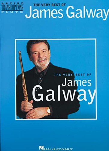 James Galway: The Very Best Of James Galway: Songbook für Flöte (Artist Transcriptions: Flute) von HAL LEONARD