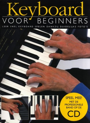 Keyboard Voor Beginners (Book/Cd) Kbd von Music Sales