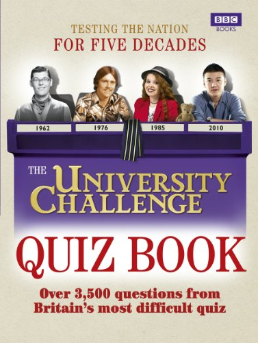 The University Challenge Quiz Book von BBC Books