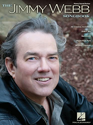 The Jimmy Webb Songbook: Songbook für Klavier, Gesang, Gitarre (Pvg Composer Collection) von Hal Leonard Publishing Corporation