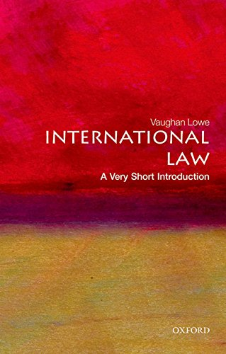 International Law: A Very Short Introduction (Very Short Introductions) von Oxford University Press