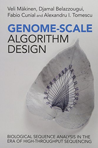 Genome-Scale Algorithm Design: Biological Sequence Analysis in the Era of High-Throughput Sequencing