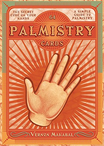 Palmistry Cards: The Secret Code on Your Hands von Mandala Publishing
