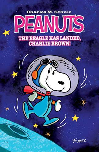 Peanuts The Beagle Has Landed, Charlie Brown Original Graphic Novel von KaBOOM!