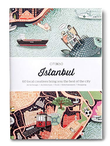 CITIX60 Guide - Istanbul (Citix60 City Guides) von Gingko Press Gmbh