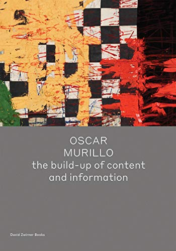 Oscar Murillo: the build-up of content and information von David Zwirner