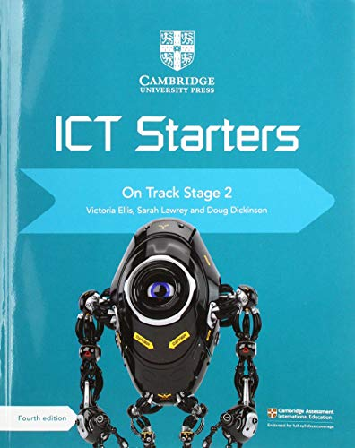 Cambridge ICT Starters On Track Stage 2 (Cambridge International Examinations) von Cambridge University Press