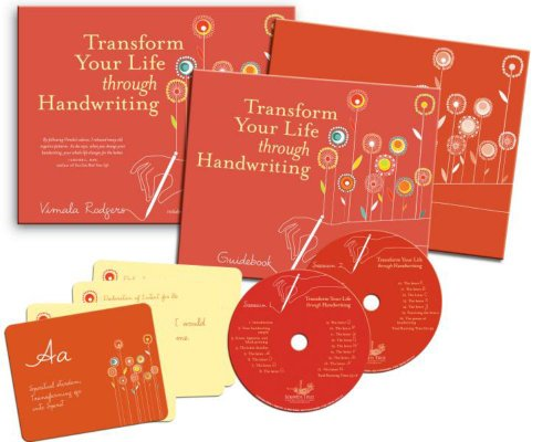 Transform Your Life Through Handwriting (Book & CD) von Sounds True Inc