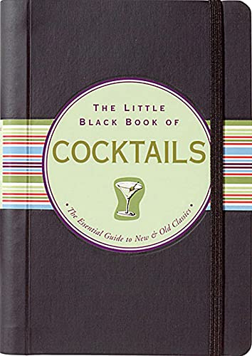 Cocktails (Little Black Books (Peter Pauper Hardcover))