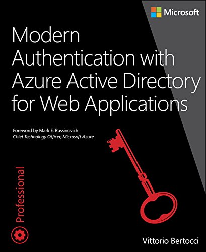 Modern Authentication with Azure Active Directory for Web Applications (Microsoft) von Microsoft Press