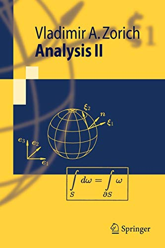 Analysis II (Springer-Lehrbuch) (v. 2) (German Edition) von Springer