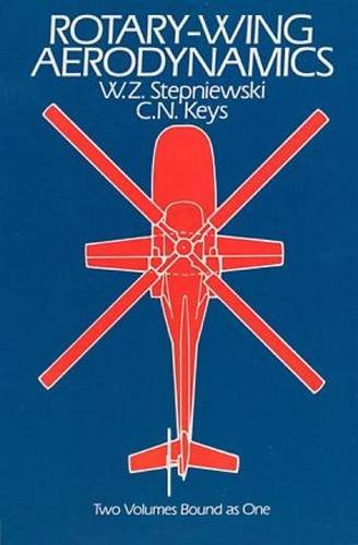 Rotary-wing Aerodynamics (Engineering Series) von Dover Publications Inc.