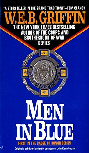 Men in Blue (Badge Of Honor, Band 1)