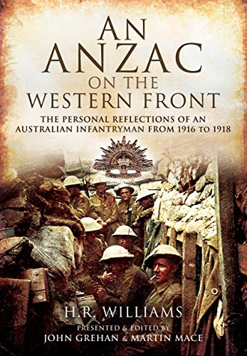 WIlliams, H: Anzac on the Western Front von Pen & Sword Military