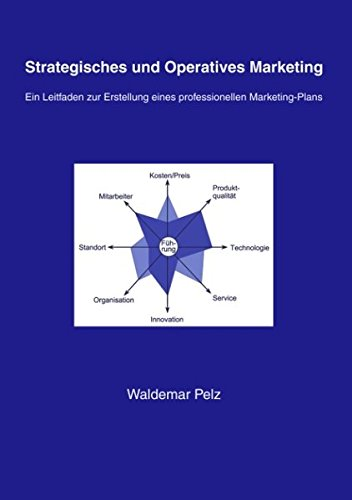 Strategisches und Operatives Marketing: Ein Leitfaden zur Erstellung eines professionellen Marketing-Plans von BoD - Books on Demand GmbH