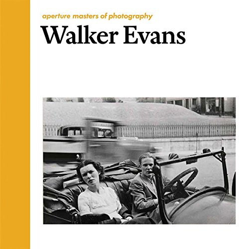 Walker Evans: Aperture Masters of Photography von Aperture