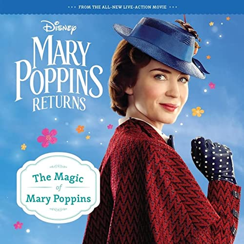 Mary Poppins Returns: The Magic of Mary Poppins 8x8 Storybook von HMH Books for Young Readers