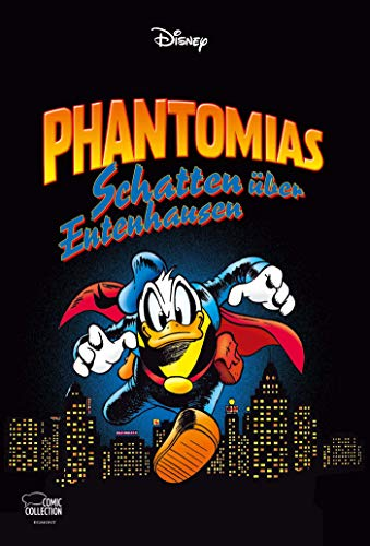Phantomias - Schatten über Entenhausen von Ehapa Comic Collection