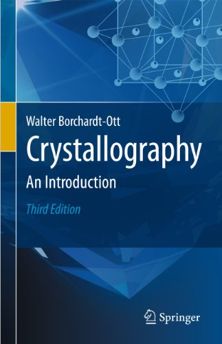 Crystallography: An Introduction von Springer