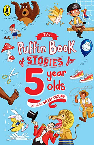 The Puffin Book of Stories for Five-year-olds (Young Puffin Read Aloud S) von Puffin