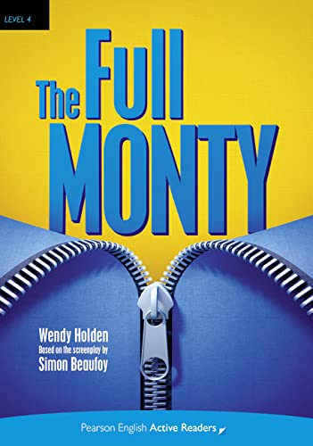 The Full Monty, Book & Multi-ROM with MP3 Pack (Pearson English Active Readers) von Pearson Elt