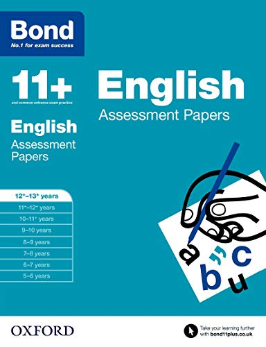 Bond 11+: English: Assessment Papers: 12+-13+ years von Oxford University Press