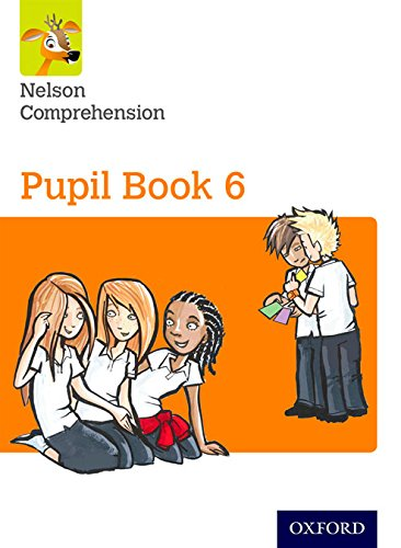 Jackman, J: Nelson Comprehension: Year 6/Primary 7: Pupil Bo (Nelson English) von Oxford University Press España, S.A.