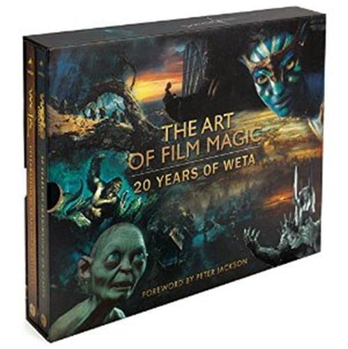 The Art of Film Magic: 20 Years of Weta von Harpercollins Us