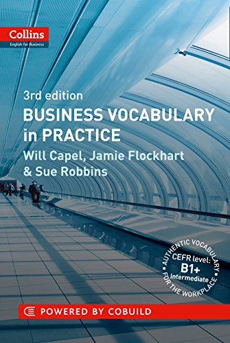 Collins - Business Vocabulary In Practice von Collins Learning