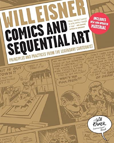 Comics and Sequential Art: Principles and Practices from the Legendary Cartoonist (Will Eisner Instructional Books) von WW Norton & Co