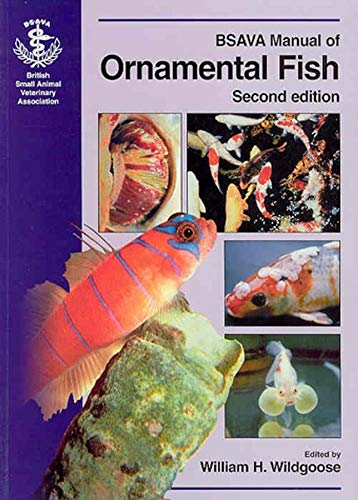 BSAVA Manual of Ornamental Fish (BSAVA British Small Animal Veterinary Association)