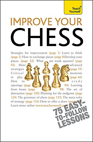 Improve Your Chess: Teach Yourself (Teach Yourself General) von Teach Yourself