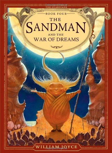 The Sandman and the War of Dreams (Volume 4) (The Guardians, Band 4) von Atheneum Books for Young Readers