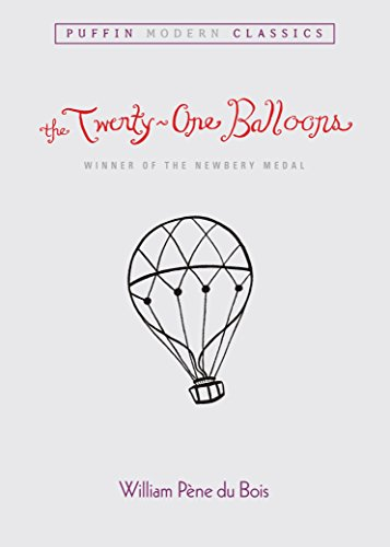 The Twenty-One Balloons (Puffin Modern Classics) von Puffin Books