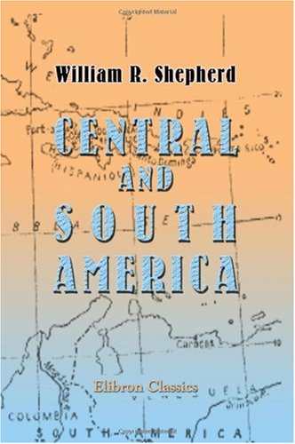 Central and South America von Adamant Media Corporation