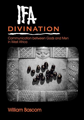 Ifa Divination: Communication between Gods and Men in West Africa (Midland Book, MB 638)
