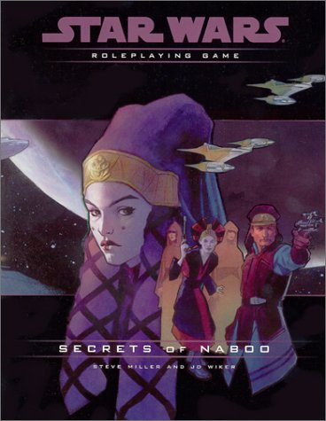 Secrets of Naboo Campaign Pack von Wizards of the Coast