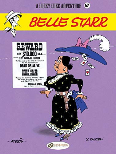 Belle Starr (Lucky Luke, Band 67)