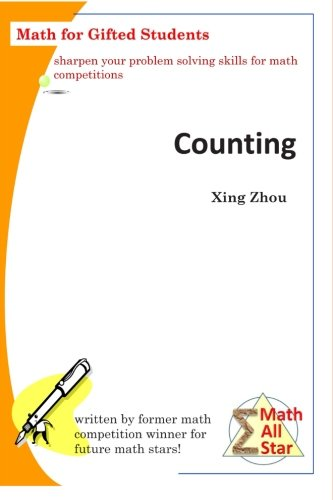 Counting: Math for Gifted Students (Math All Star) von CreateSpace Independent Publishing Platform