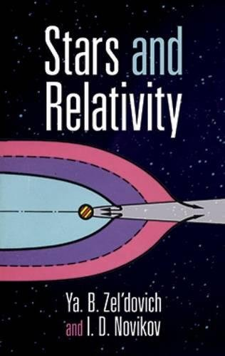 STARS & RELATIVITY (Dover Books on Physics) von Dover Publications