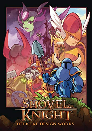 Shovel Knight: Official Design Works von Udon Entertainment