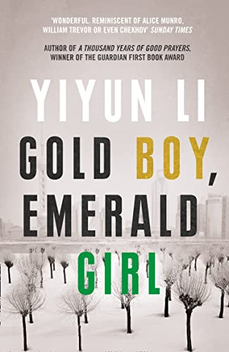 Gold Boy, Emerald Girl von Harper Collins Publ. UK