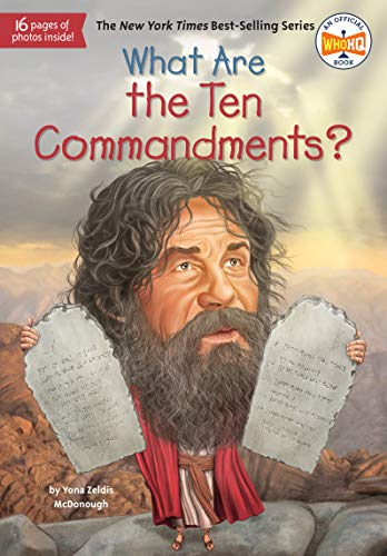 What Are the Ten Commandments? (What Was?) von Penguin Workshop