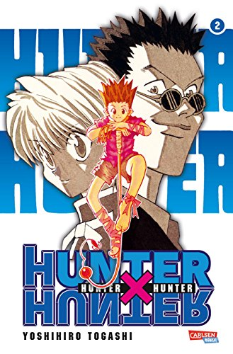 Hunter X Hunter, Band 2
