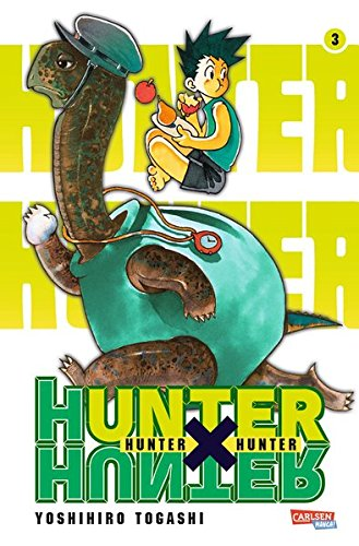 Hunter X Hunter, Band 3 von Carlsen