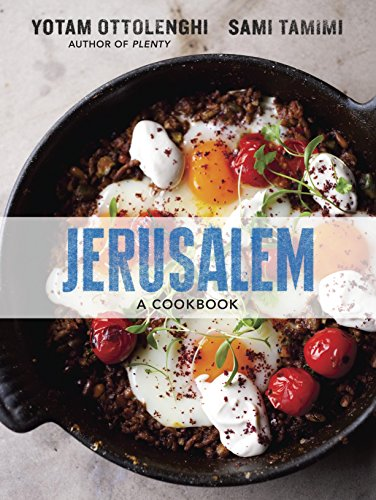 Jerusalem: A Cookbook von Ten Speed Press