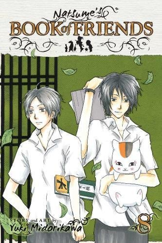 Natsume's Book of Friends Volume 8 von Viz LLC