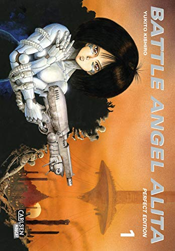 Battle Angel Alita - Perfect Edition 1 von Carlsen
